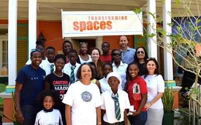 GSO Sponsors Public School Students Art Tour